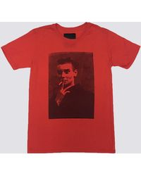 Assembly - Red Sinead T-shirt - Lyst