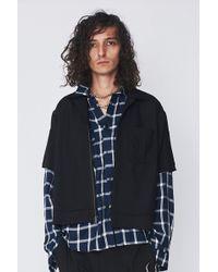Assembly - Wool Bowling Shirt - Lyst