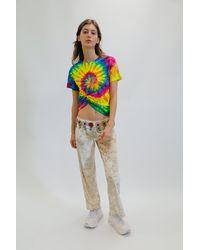 Collina Strada Ring Tee - Tie Dye - Multicolour