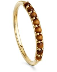 Astley Clarke - Tigers Eye Hedda Ring - Lyst