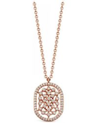 Astley Clarke - Icon Nova Diamond Pendant Necklace - Lyst