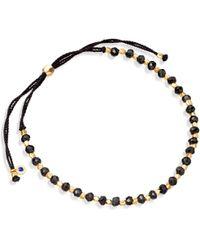 Astley Clarke - Spinel Skinny Biography Bracelet - Lyst