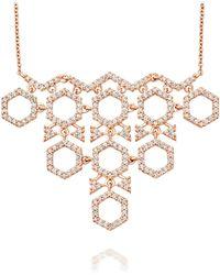 Astley Clarke - Honeycomb Necklace - Lyst