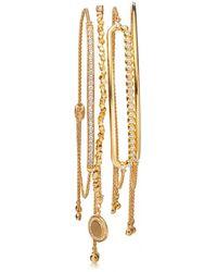 Astley Clarke - Infinity Bracelet Stack - Lyst