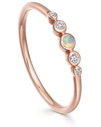 Astley Clarke - Mini Icon Nova Opal Ring - Lyst