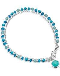Astley Clarke - Turquoise Biography Bracelet - Lyst