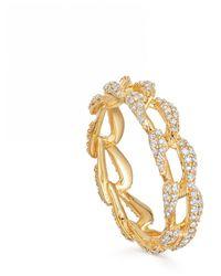 Astley Clarke Vela Ring - Multicolour