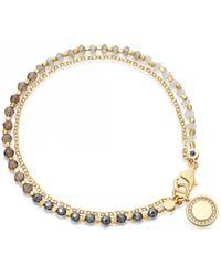 Astley Clarke Twilight Degrade Cosmos Biography Bracelet - Metallic