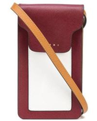 Marni Ns Mobile Phone Case Bag - Red