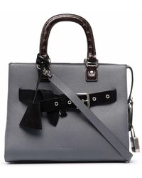 Marni Top Handle Handbag - Black