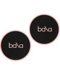 Athleta Sliders By Bala® - Black
