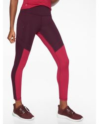 c1a96c26b07c Athleta - All In Structure 7 8 Tight - Lyst