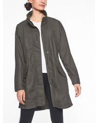 Athleta - Organic Cotton Vista Jacket - Lyst