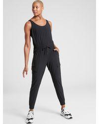Athleta Unbound Jumpsuit - Black