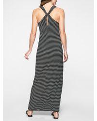 Athleta - Stripe Getaway Dress - Lyst