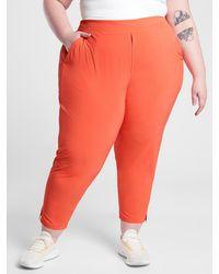 Athleta Brooklyn Ankle Pant - Orange