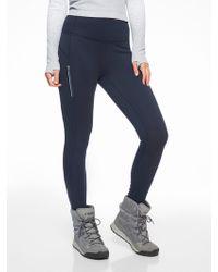 Athleta - Primaloft® Ridge Tight - Lyst