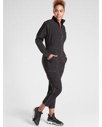 Athleta Lenox Jumpsuit - Black