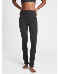 Athleta Studio Skinny Pant - Black