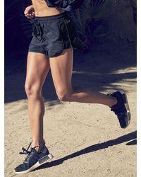 Athleta Colorblocked Brooklyn Short - Blue