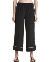 ATM - Silk Pajama Pants - Lyst