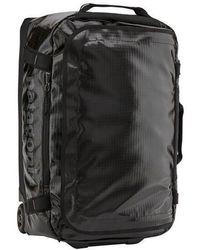 Patagonia Mochila Black Holeâ® Wheeled Duffel Bag 40l - Black