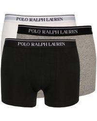 Ralph Lauren - 3 Pack Boxers - Lyst