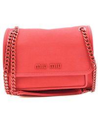 Miu Miu Bag - Red