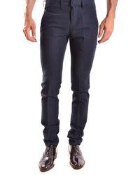 Dondup Pants - Blue
