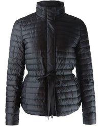 Michael Kors Packable Nylon Puffer Jacket - Black