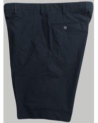 Brioni Shorts (navy) - Blue