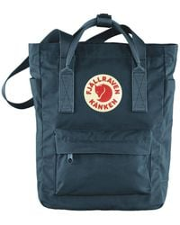 Fjallraven Totepack Mini Navy - Blue