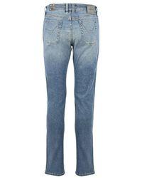 Jeckerson Cotton Jeans - Blue