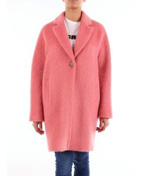 Altea Outerwear Long Women Rose - Pink