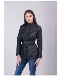Belstaff Trialmaster Jacket Colour: Black