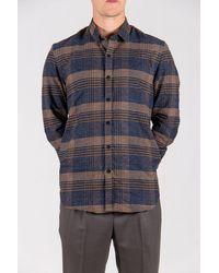 Homecore Shirt / Tokyo Check / Blue