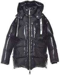 Khrisjoy Coats - Black