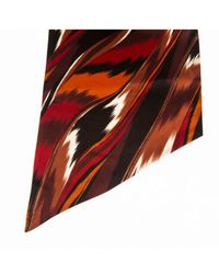Missoni - Scarf In Red - Lyst