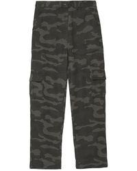 Rails Cargo Pant - Charcoal Camo - Grey
