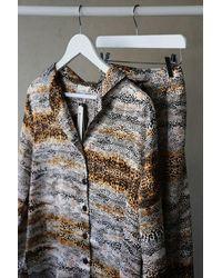 Tutti & Co Nature Print Pyjamas - Multicolour