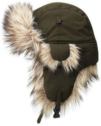 Fjallraven Fjallraven Nordic Heater Hat Dark Olive - Green
