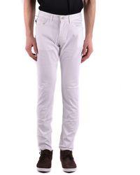 Armani Jeans Jeans - White