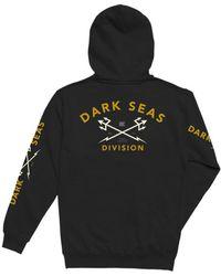 Dark Seas Headmaster Hooded Sweat - Black