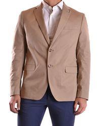 MICHAEL Michael Kors Jacket Michael Kors Pt3377 - Brown