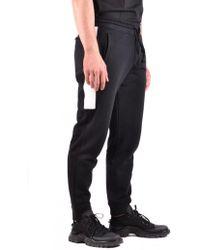 Emporio Armani - Trousers - Lyst