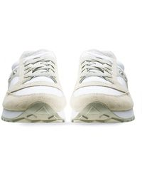 Saucony - Trainers In Cream - Lyst