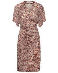 Inwear In Wear Tally Dress Brown