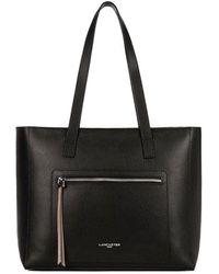 Lancaster Tote Bag In Black