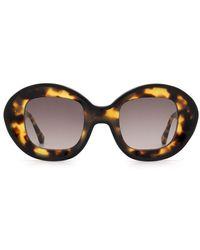 Kaleos Eyehunters ® Arcos - Havana - C5 - 44 - Brown