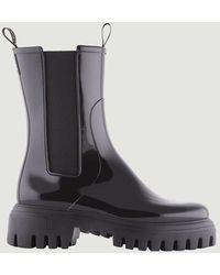 Lemon Jelly City Boots - Black